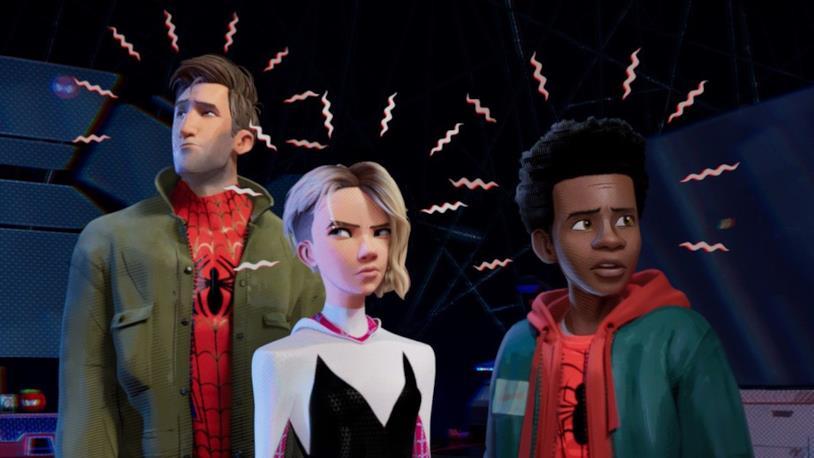 Spider-Man: Into the Spider-Verse, film Sony