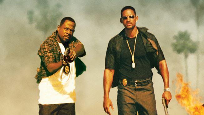 Will Smith e Martin Lawrence pronti all'azione in Bad Boys 2