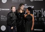 Angelina Jolie e i figli a Roma per la prima Europea di Maleficent 2 [GALLERY]