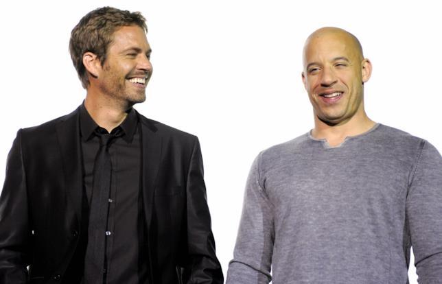 Paul Walker e Vin Diesel per Fast & Furious