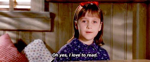 Mathilda ama leggere