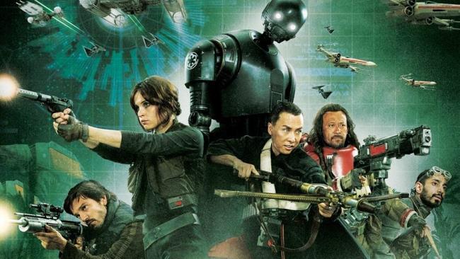 Rouge One: A Star Wars story guida le migliori uscite in home video di aprile 2017
