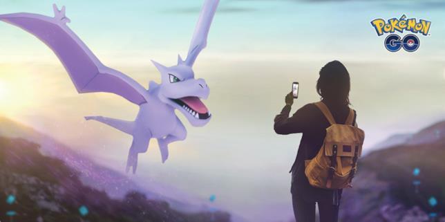 Parte la Settimana dell'Avventura in Pokémon GO