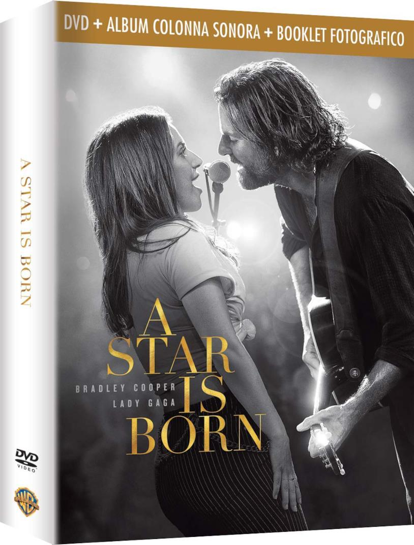 A Star is Born - Home Video - DVD e CD