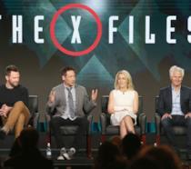 Il cast e la produzione di X-Files