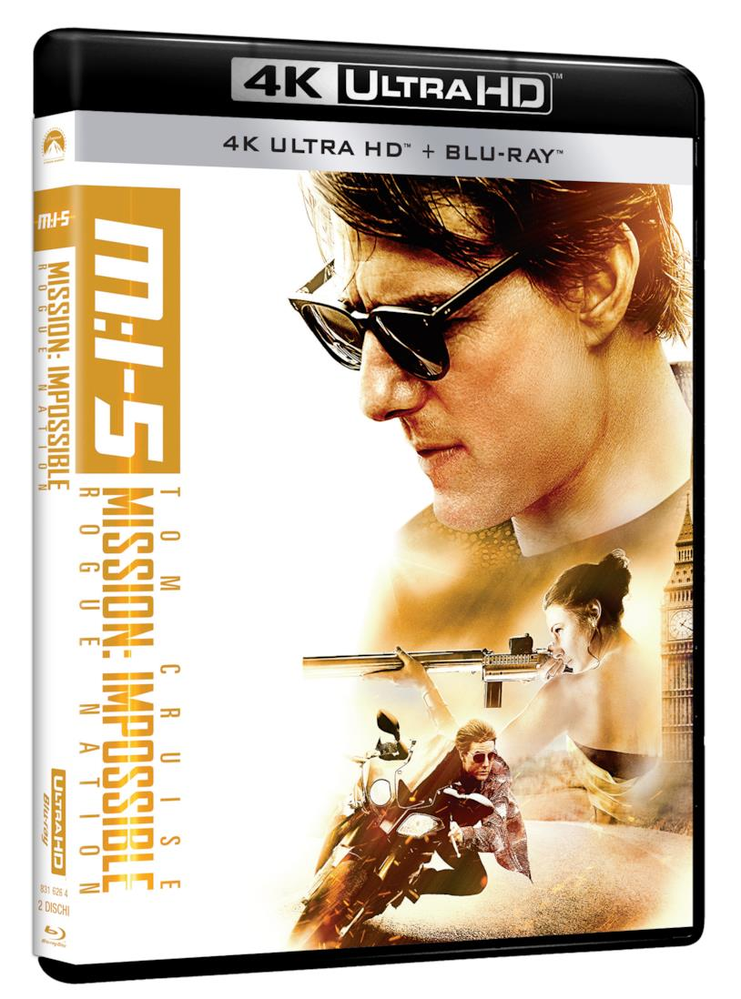 Mission: Impossible – Rogue Nation Home Video 4K