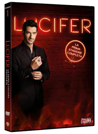 Lucifer, DVD della prima stagione