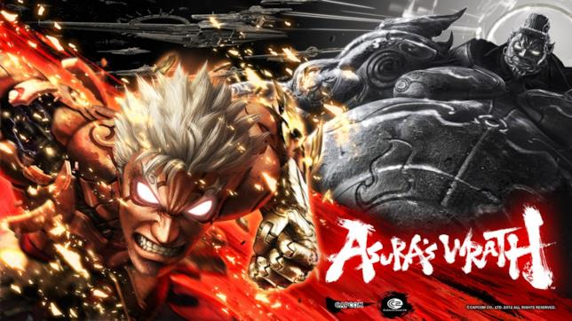 Asura's Wrath Cyberconnect2