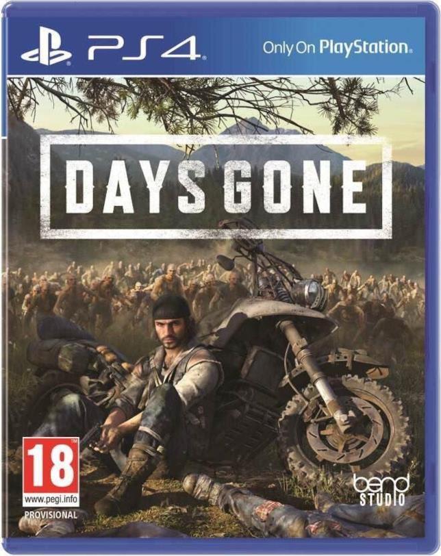 Days Gone in uscita su PS4 il 26 aprile 2019