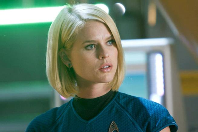 Carol Marcus in Star Trek Into Darkness