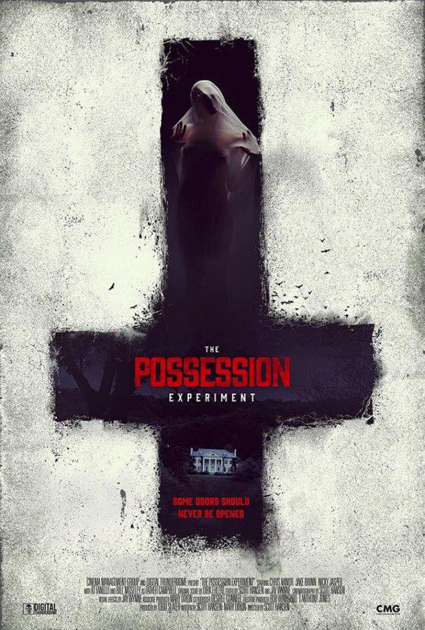Poster di The Possession Experiment