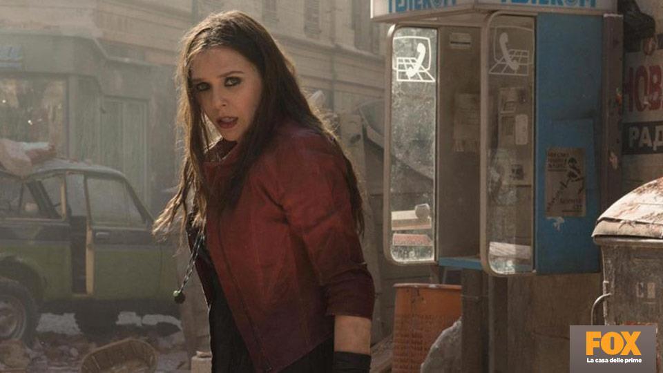 Per interpretare Scarlet gli autori hanno scelto l'attrice Elizabeth Olsen, preferita alla collega irlandese Saoirse Ronan.