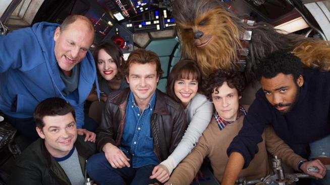I protagonisti di Han Solo
