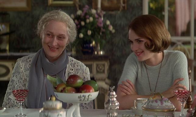 Meryl Streep e Winona Ryder