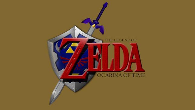 Ocarina of Time, copertina del gioco
