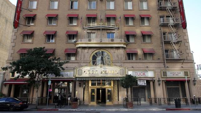Cecil Hotel di Los Angeles