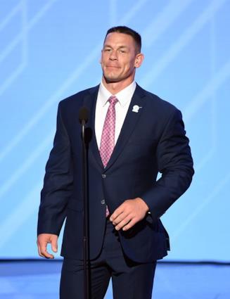 John Cena, attore e campione di wrestling