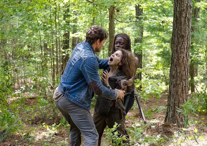 The Walking Dead 6: zombie Deanna