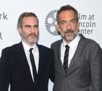 Joaquin Phoenix e Todd Phillips al New York Film Festival