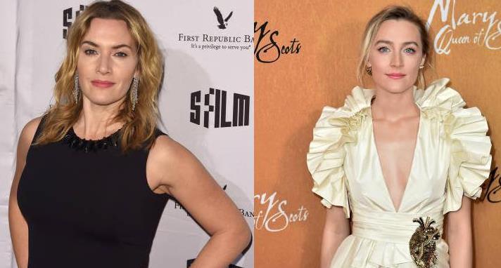 Le attrici Kate Winslet e Saoirse Ronan saranno protagoniste del film Ammonite