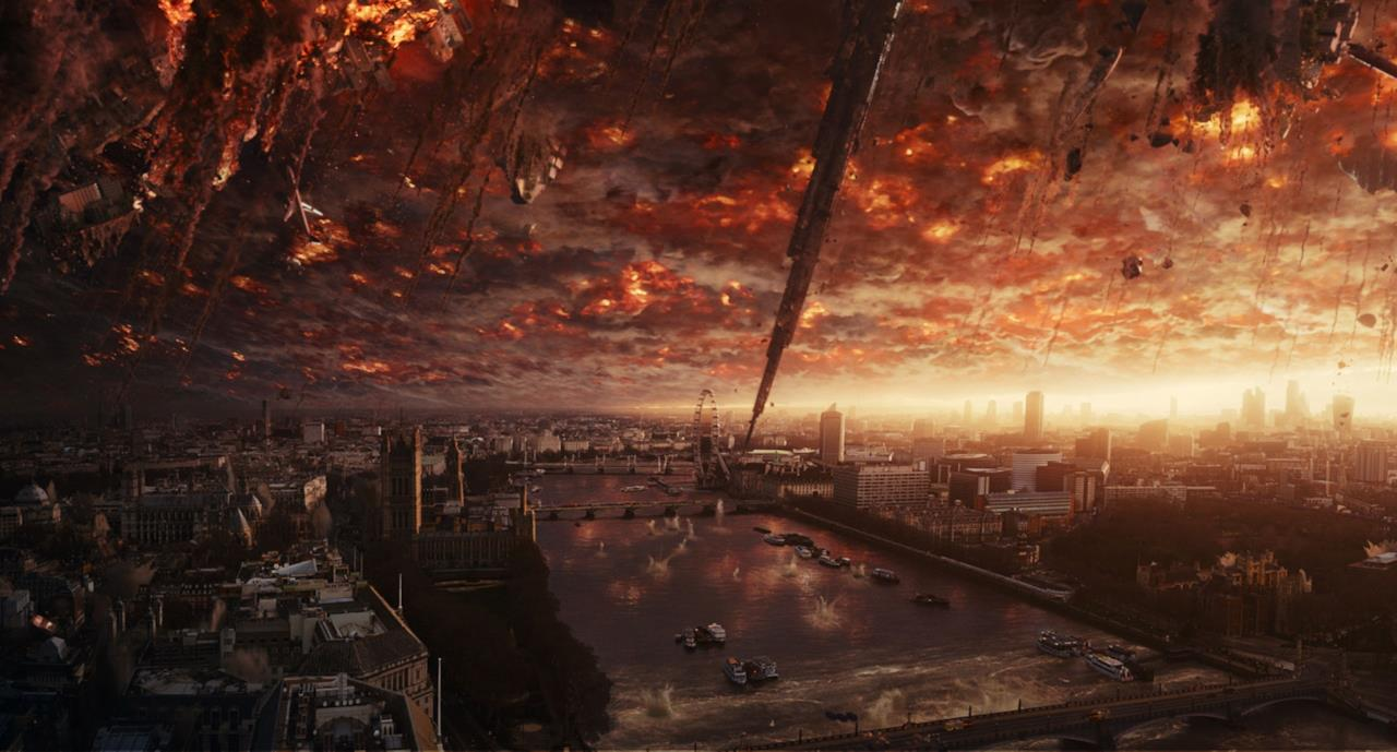 L'attacco alieno di Independence Day: Rigenerazione
