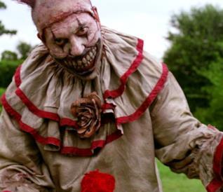 Twisty, il clown di American Horror Story: Freak Show