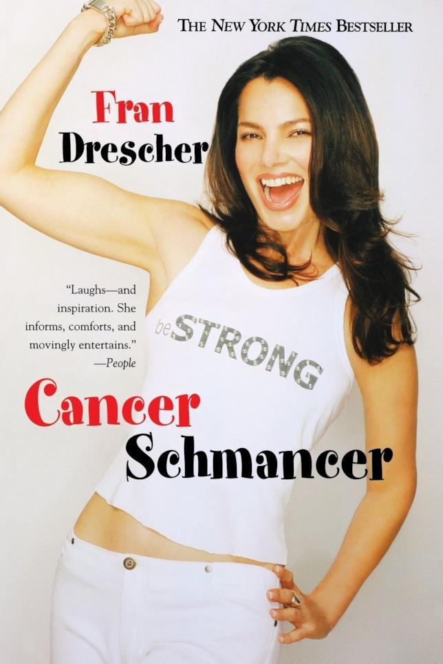 Fran Drescher e il libro Cancer Schmancer