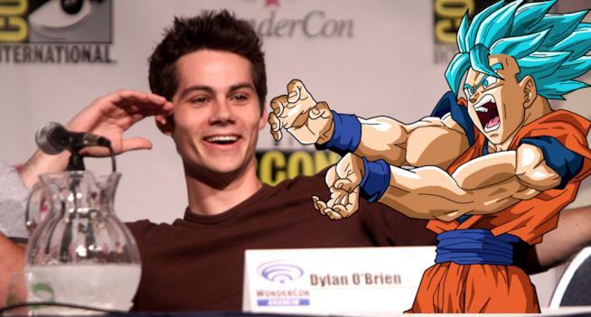 Dylan O'Brien vorrebbe essere Goku in un film su Dragon Ball