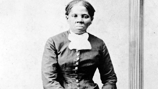 Harriet Tubman in una foto d'epoca