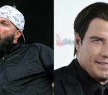 Fred Durst live con i Limp Bizkit e John Travolta