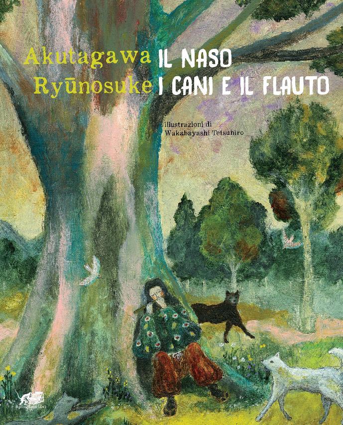 La copertina di Il naso. I cani e il flauto