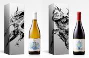Le due bottiglie di vino per il 30esimo anniversario di Final Fantasy