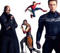 Gli scatti di Vanity Fair coi protagonisti dei cinecomic Marvel