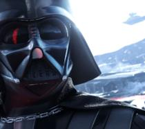 Darth Vader in azione in Star Wars Battlefront