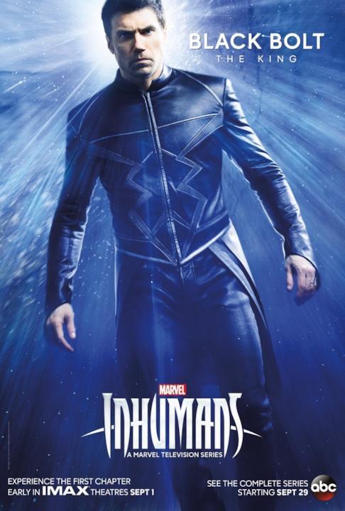 Anson Mount sarà Freccia Nera in Marvel's Inhumans