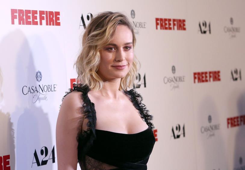 La bellezza sensuale di Brie Larson