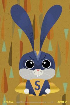 Il coniglio Nevosetto