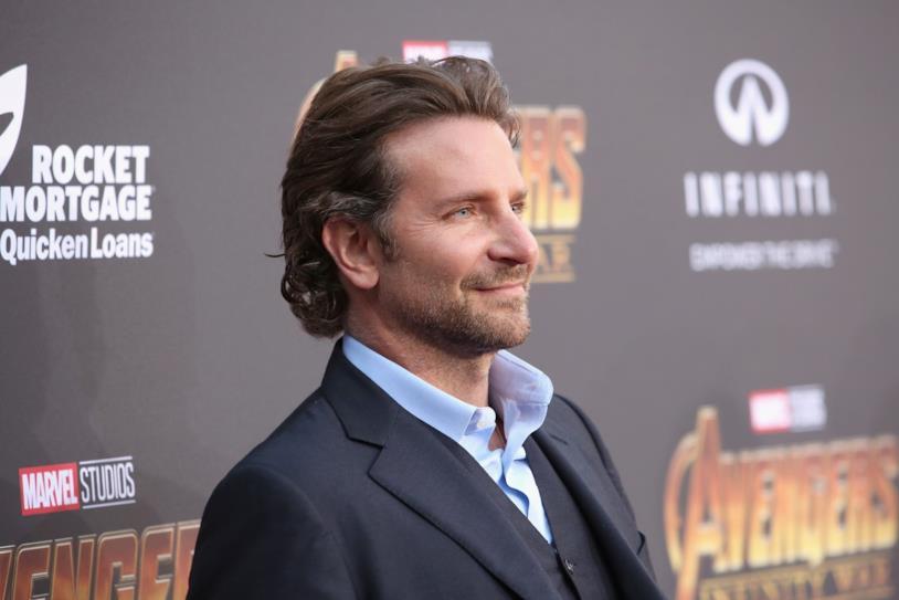 Bradley Cooper alla premiere di Avengers: Infinity War