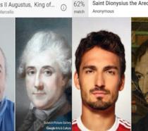 Due utenti Twitter hanno condiviso i risultati ottenuti dall'app Google Arts & Culture