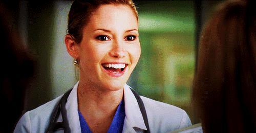 GIf di Grey's Anatomy
