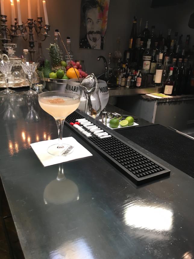 Il cocktail di Otello Insinna