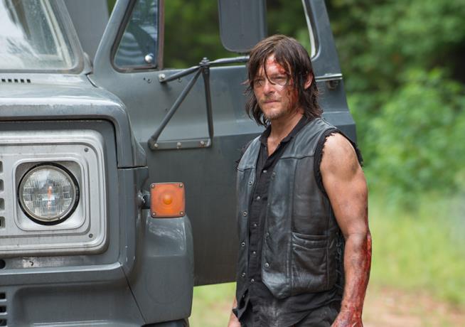 The Walking Dead episodio 6x09: Daryl