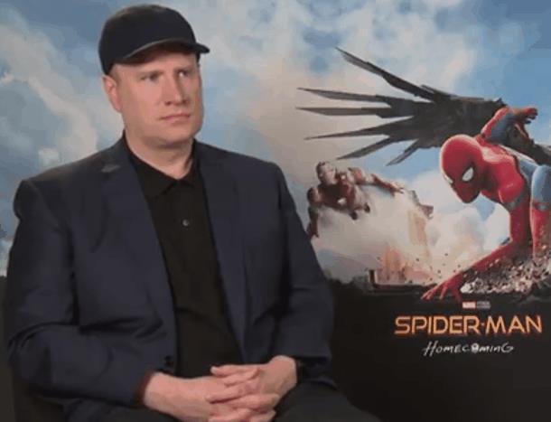 L'esilarante reazione di Kevin Feige alle parole di Amy Pascal su Venom nel MCU
