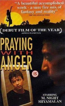 Praying with Anger: la locandina