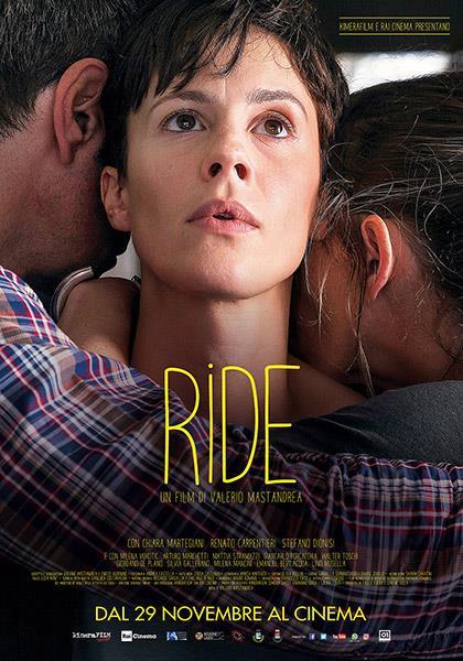 Il poster di Ride