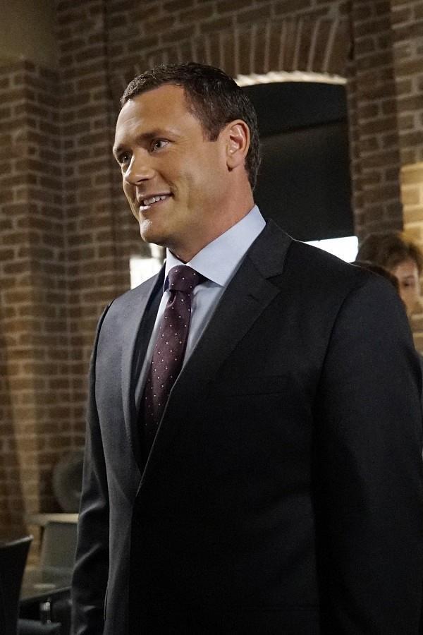 Lo S.H.I.E.L.D. ha un nuovo direttore, ed è Jason O'Mara