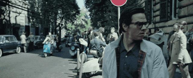 Mark Wahlberg in una scena