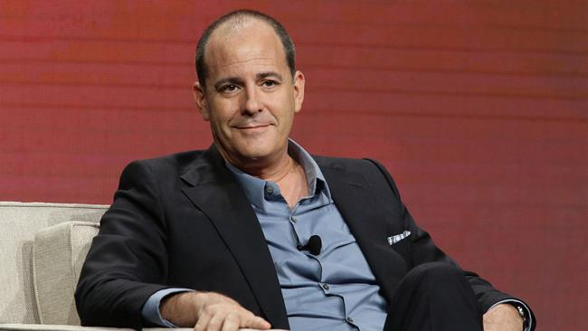 David Nevins, Presidente Showtime