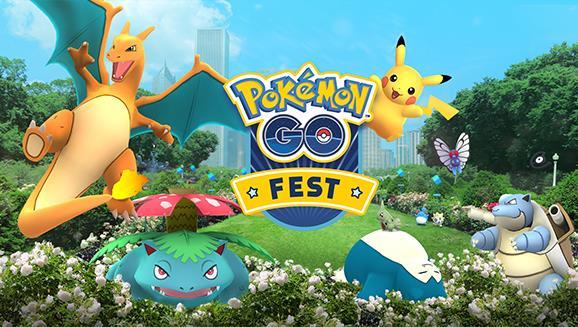 Tanti eventi speciali nella vita reale per Pokémon GO