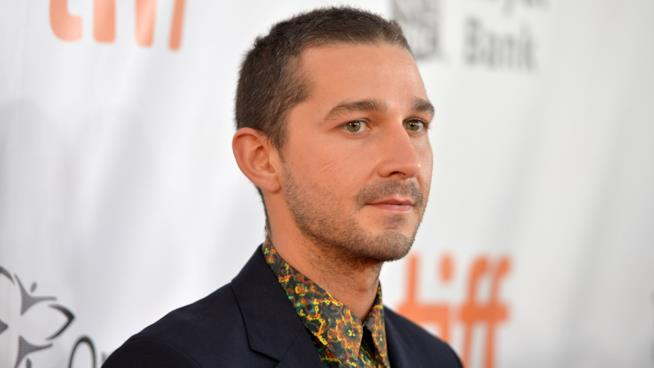 Shia LaBeouf al Toronto International Film Festival